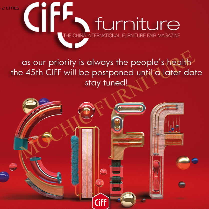 Repost: CIFF Guangzhou Announce the Postponement of 45TH CIFF GUANGZHOU AND CIFM