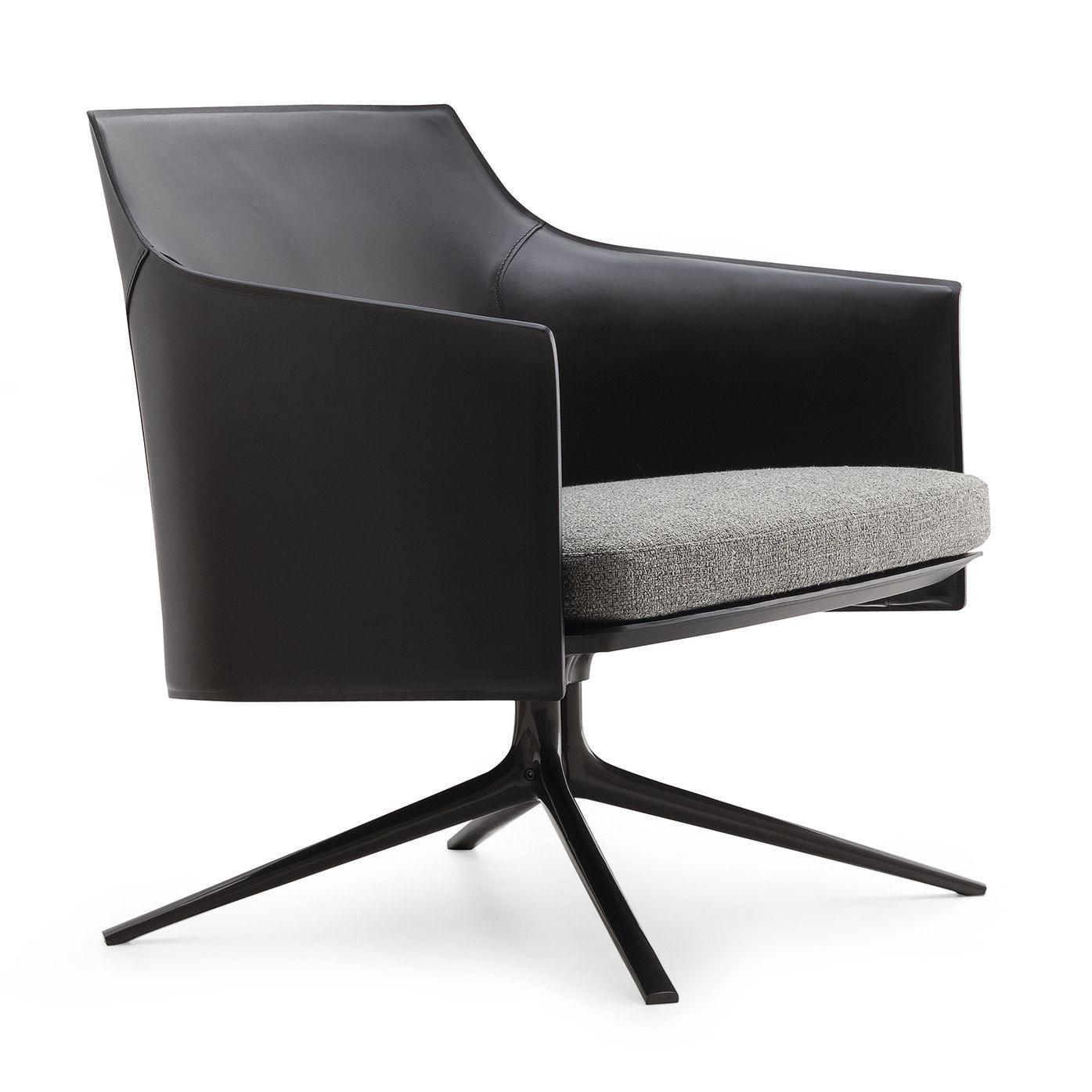 Poliform Easy Chair  Swivel or Fixed Base